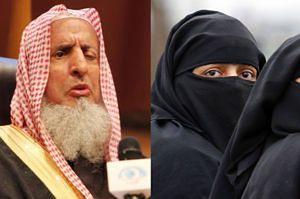 """Duchowy przywódca Arabii Saudyjskiej: """"Głodny mężczyzna może zjeść kawałek ciała żony"""""""