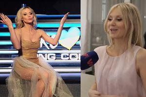 """Kasia Moś o półfinale Eurowizji: """"Mam nadzieję, że scena i sytuacja mnie nie zje"""""""