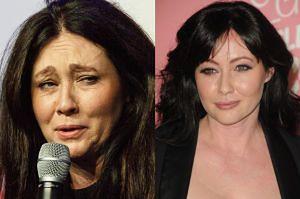 """Brenda z """"Beverly Hills 90210"""" walczy z rakiem piersi! Tak zmieniła się w rok..."""