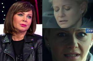 """Trojanowska: """"Małgosia Kożuchowska chciała odejść z serialu, ja nie chcę odchodzić z """"Klanu"""""""