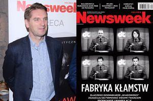 """Tomasz Lis narzeka, że... na stacjach chowają """"Newsweeka""""! """"TO ZAKROJONE NA DUŻĄ SKALĘ SZYKANY ze strony rządzącej partii"""""""