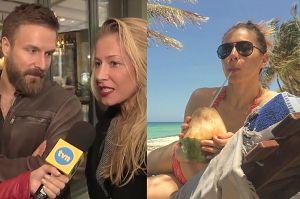 """Katarzyna Warnke: """"Spaliłam sobie pupę, mam delikatną skórę"""""""