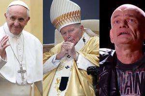 """Brylewski krytykuje Jana Pawła II: """"Nie był autorytetem we wszystkich sprawach. Franciszek bardziej mi się podoba!"""""""