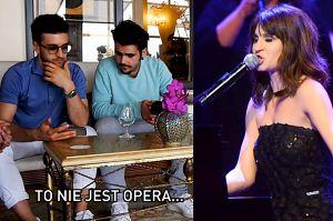 """Włoscy gwiazdorzy krytykują Grzeszczak: """"Nigdy nie zaśpiewa w La Scali. To nie opera, to TYLKO POP!"""""""
