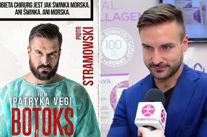 """Stramowski ignoruje antynagrodę za najgorszą rolę męską: """"To nie ma żadnego znaczenia!"""""""
