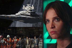 """Tak wyglądają nowe """"Gwiezdne wojny"""". Jest pierwszy zwiastun!"""