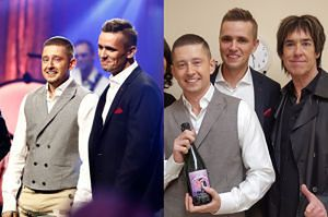 Per Gessle dał szampana polskim gejom z teledysku Roxette!