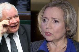 """Nowicka do Kaczyńskiego: """"Jak można zmuszać kogoś, by przez 9 miesięcy nosił płód i wiadomo, że nie będzie żyć?"""""""
