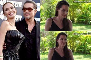 """Angelina Jolie o rozwodzie z Pittem: """"To był bardzo trudny czas. Szok dla naszych dzieci"""""""