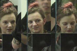Sarsa bez makijażu u fryzjera… Poznajecie?