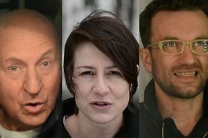 """Tomasz Kot, Piotr Fronczewski i Maja Ostaszewska """"przyjaciółmi Stasia""""!"""