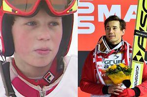 """12-letni Kamil Stoch: """"Jak jestem na górze, nie myślę o zwycięstwie"""""""