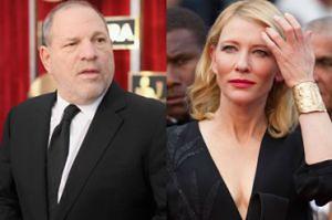 """Cate Blanchett też była molestowana przez Weinsteina. """"Powinien zgnić w więzieniu"""""""