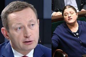 """Rabiej wbija szpilę Krystynie Pawłowicz: """"Ona w wielu sprawach jest źle poinformowana"""""""