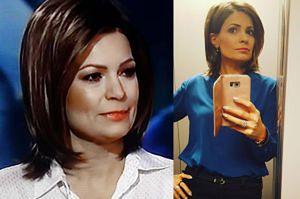 """Chora na nowotwór dziennikarka Polsat News wróciła na antenę. """"Nie w pełnym wymiarze, ale jednak"""""""