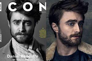 """Daniel Radcliffe w magazynie """"Icon"""" (GALERIA)"""