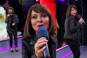"""62-letnia Trojanowska śpiewa o """"paranojach własnych win"""". BĘDZIE HIT?"""