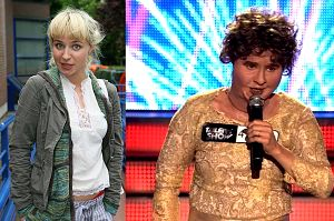 Monika Dryl jako... Susan Boyle!