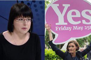 """Godek krytykuje Irlandczyków, którzy chcą złagodzenia przepisów aborcyjnych: """"Czy Irlandia jest naprawdę katolickim krajem?"""""""
