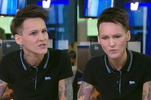 """Wychudzona Chylińska: """"Nie o wszystkim chcę mówić. To jak z Jolie, mieli piękne kolorowe życie na wierzchu…"""""""