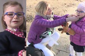 """Złodzieje okradli matkę chorej dziewczynki: """"Bez samochodu jest mi ciężko. Muszę wozić sprzęt, respirator"""""""