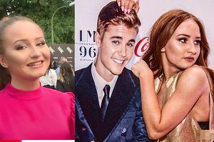 """Przez """"TzG"""" Angelika Mucha nie spotkała Biebera? """"Miałam być na Coachelli"""""""