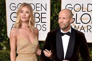 Jason Statham i Rosie Huntington-Whiteley zaręczyli się!