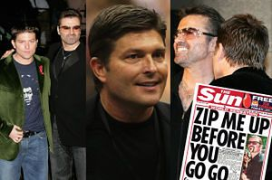 """Kochanek George'a Michaela o aresztowaniu gwiazdora w toalecie: """"Moim zdaniem chciał zostać przyłapany"""""""