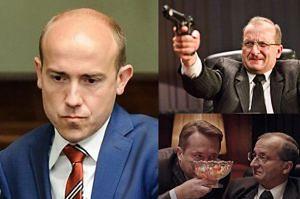 """Borys Budka obraził się na """"Ucho Prezesa""""! """"ŻENUJĄCE, dla mnie ten serial się skończył"""""""