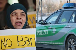 """Austriacka policja już egzekwuje zakaz noszenia burek! """"Muzułmanki czują się jak kryminalistki"""""""