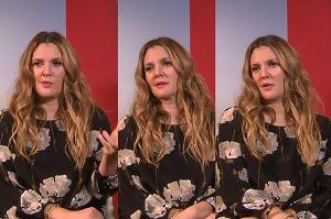 """Drew Barrymore reklamuje nowy serial: """"Podobała mi się praca z krwią, wymiocinami, jedzenie ludzi"""""""