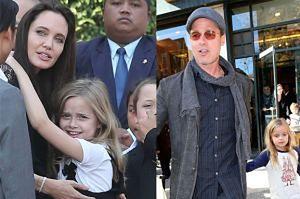"""Brad Pitt chce PEŁNEJ opieki na dziećmi! """"Udowodni, że Angelina jest nieobecną matką"""""""