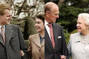 Książę Filip i Elżbieta II. 67 lat razem