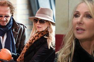 """Żona Hollywood: """"Fajne jest chodzenie po cmentarzu"""""""