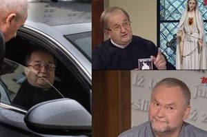 """Skąd bezdomny miał pieniądze na auta dla Rydzyka? """"Wygrał w totka 1 350 000 złotych!"""""""