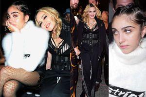Madonna z Lourdes na pokazie Alexandra Wanga (ZDJĘCIA)