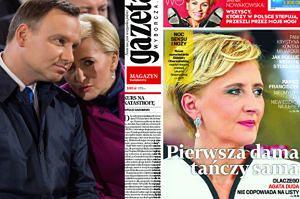 """Dziennikarze oburzeni artykułem """"Wyborczej"""" o nieślubnym dziecku Dudy: """"Nurkowanie w szambie!"""""""