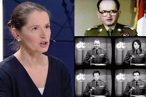 """Jaruzelska zniesmaczona TVP: """"Oglądam pasjami telewizję publiczną. Propaganda jest wszędzie!"""""""