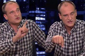 """Kukiz: """"Jestem przeciwnikiem małżeństw homoseksualnych, bo DAJĄ MOŻLIWOŚĆ ADOPCJI dziecka!"""""""