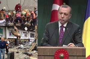 """Prezydent Turcji o zamachach w Brukseli: """"Zatrzymaliśmy jednego z zamachowców w 2015 roku, ale belgijskie władze go uwolniły!"""""""