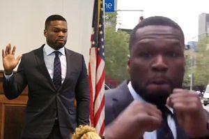 """50 Cent zeznał, że jego bogactwo było kłamstwem! """"POŻYCZAŁEM BIŻUTERIĘ i samochody"""""""
