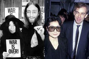 """Dziennikarz o Yoko Ono: """"Używała śmierci Johna, żeby zrobić rozgłos wokół swojej nowej płyty"""""""