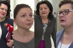 """Seksizm i chamstwo w Sejmie? """"Poziom prostactwa jest tak wysoki, że nie wiadomo jak reagować!"""""""