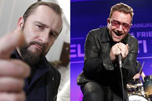 """Liroy odpowiada Bono! Zaprasza go do Polski: """"Twoja wiedza jest daleka od prawdy"""""""