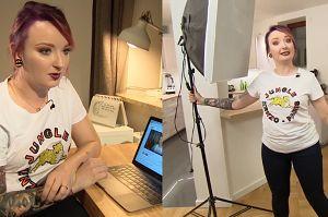 """Red Lipstick Monster: """"Wszystkiego uczyłam się z tutoriali. Nie skończyłam żadnego kursu!"""""""