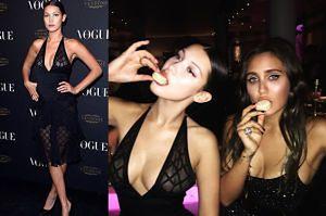 """Bella Hadid pokazała zdjęcia z urodzin """"Vogue'a"""" (FOTO)"""