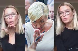 """Paulina Młynarska do Agaty Dudy: """"My nie kupujemy tego, że pani jest apolityczna!"""""""