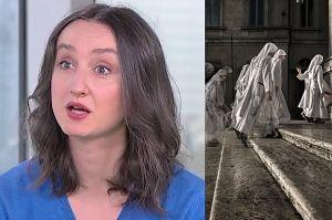 """Autorka książki o zakonnicach: """"Po wyjściu z zakonu nie mają nic, ubrań, pieniędzy..."""""""