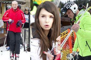 Kaczyńska, Duda i Macierewicz na nartach! (ZDJĘCIA)