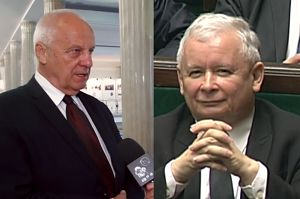 """PUDELEK W SEJMIE: Niesiołowski o Kaczyńskim: """"Siedzi, kiwa głową i przebiera językiem w jamie gębowej"""""""